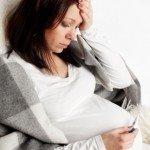 Чем опасен грипп во время беременности