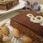 Невероятно воздушный шоколадный торт «Опера»