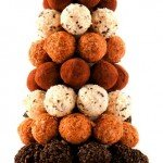 Вкусное украшение.Новогодняя елка из конфет