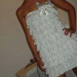 Идея для кофты или платья, схема