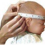 Размер головы новорожденного: нормы правильного развития