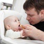 Как впервые оставить ребенка с папой