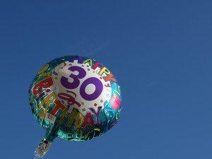 Как и где отметить 30 лет, чтобы празднование запомнилось надолго?