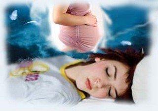 Если во сне моя мама беременна