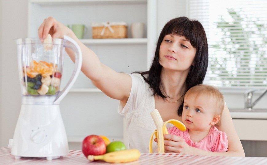 Как правильно питаться кормящей и похудеть