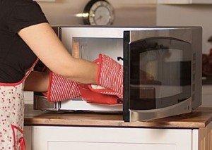 microwave-cooking