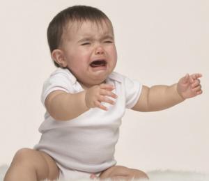 Как отучить малыша от рук? Советы опытных мам