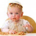 Какое должно быть питание ребенка в один год?