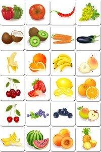 kartinki-fruktov-dlya-detey-cvetnye-44