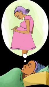 Видеть беременную во сне: что это может означать?