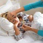 Температура у ребенка. Чем ее можно сбить?