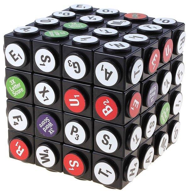 Головоломка Кубик сложный enl