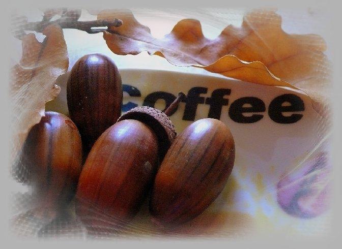 Кофе из желудей — польза и приготовление