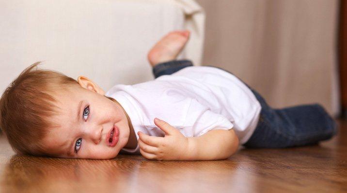 Советы маме: детские истерики в 2 года и как с ними справляться