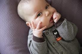 Почему грудничок сосет кулачки? Ответы для молодых родителей