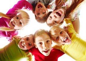 Развлечения на улице для детей летом и зимой