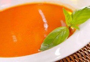Мусс из морковки и кабачков