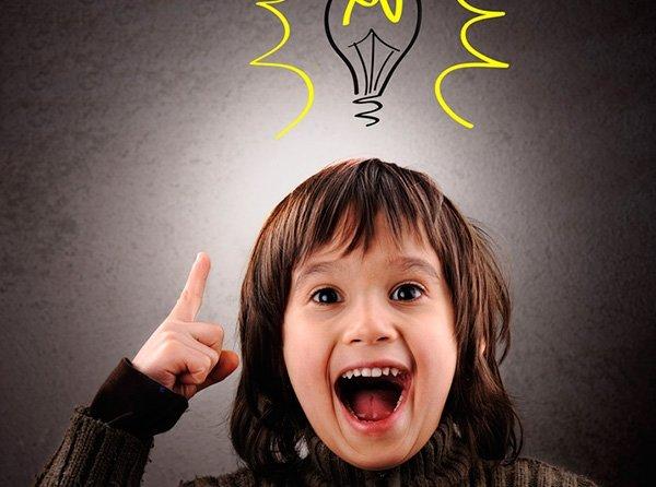 Изобретать – естественное состояние ребенка