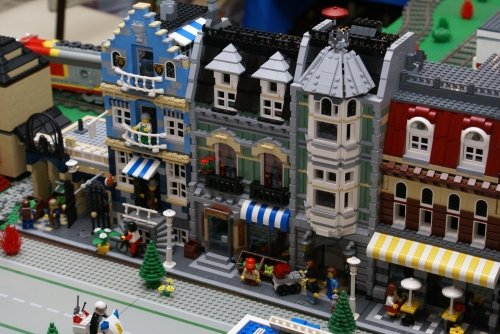 Удивительные новинки от Lego