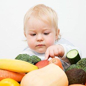 Морковное и овощное пюре