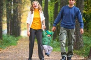 Как увести ребенка с прогулки домой