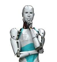 Консультация у робота-психолога