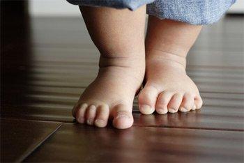 Правильный выбор обуви ребенку.
