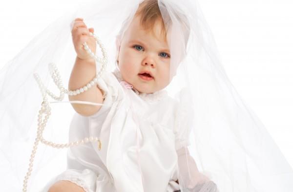 Свадьба и маленький ребёнок