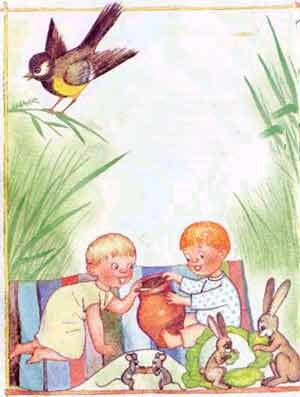 Стихи про птиц.
